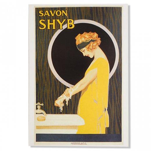 フランス ポストカード(SAVON SHYB)