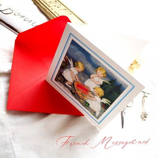 フランス メッセージカード  封筒セット(ange・天使)【画像5】