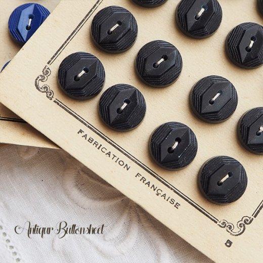 【1シート売り】1950-60年代 フランス アンティーク ボタンシート 手芸 メルスリー【画像3】