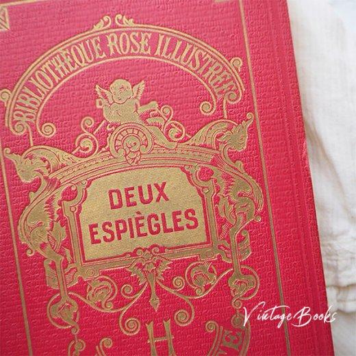 【単品販売】1925-30年代フランス  アンティーク本  天使 エンジェル 表紙【画像2】