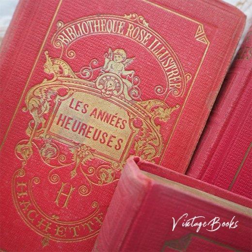 【単品販売】1925-30年代フランス  アンティーク本  天使 エンジェル 表紙【画像3】
