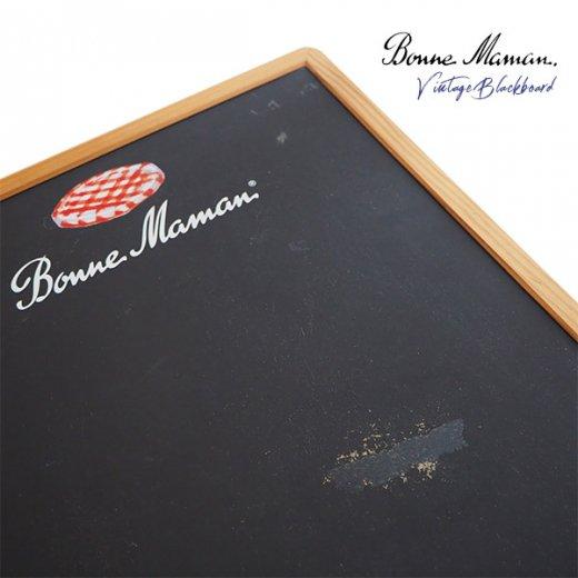 ヴィンテージ Bonne Maman ボンヌママン ブラックボード 黒板【Gervais-Danone】 アドバタイジング 販促品【画像3】