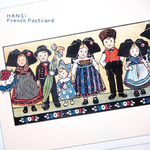 フランスポストカード (ハンジ HANSi Photo commemorative A)【画像2】