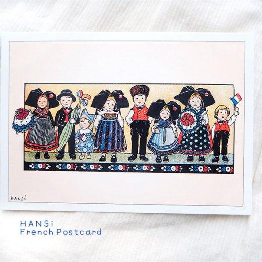 フランスポストカード (ハンジ HANSi Photo commemorative A)【画像8】
