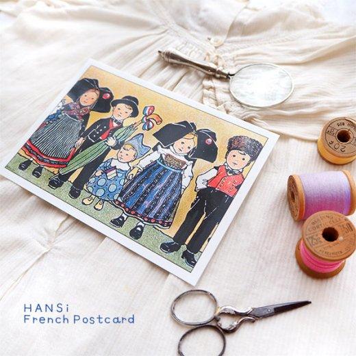 フランスポストカード (ハンジ HANSi Photo commemorative B)【画像3】