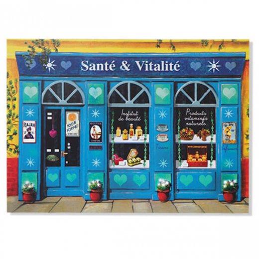 フランス ポストカード(Sante & Vitalite)