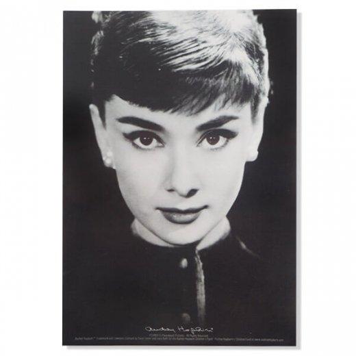 フレンチ ポストカード オードリー・ヘップバーン pc9493(Audrey Hepburn)
