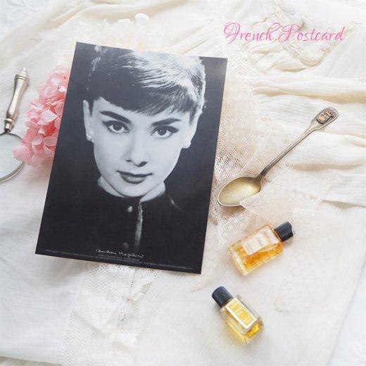 フレンチ ポストカード オードリー・ヘップバーン pc9493(Audrey Hepburn)【画像6】