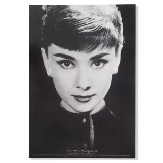 ポストカード/フレンチ系  フレンチ ポストカード オードリー・ヘップバーン pc9493(Audrey Hepburn)