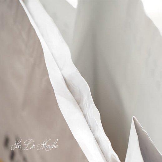 【単品販売】デッドストック マルシェ袋 ドイツ 海外市場の紙袋(サクサク チキン Lサイズ・Mサイズ)【画像6】