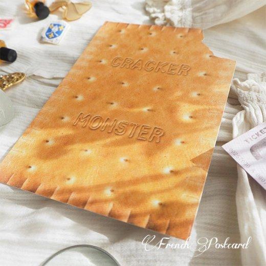 フレンチポストカード クッキー ダイカット(CRACKER MONSTER)【画像6】