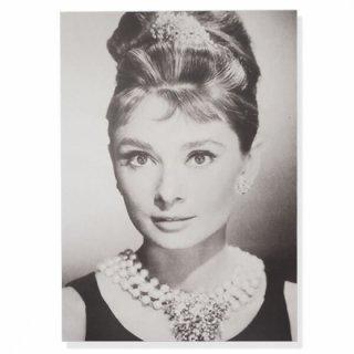 フレンチ ポストカード オードリー・ヘップバーン ティファニーで朝食を C (Audrey Hepburn)