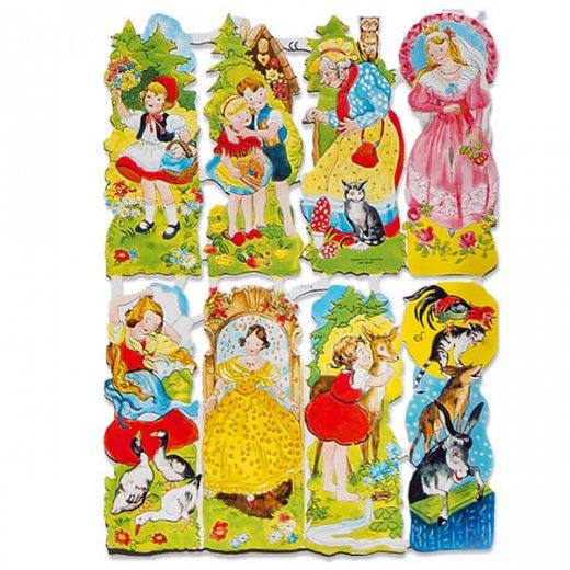 ドイツ クロモス【M】<童話 フェアリーテイル 赤ずきん ヘンゼル・グレーテル ブレーメンの音楽隊>