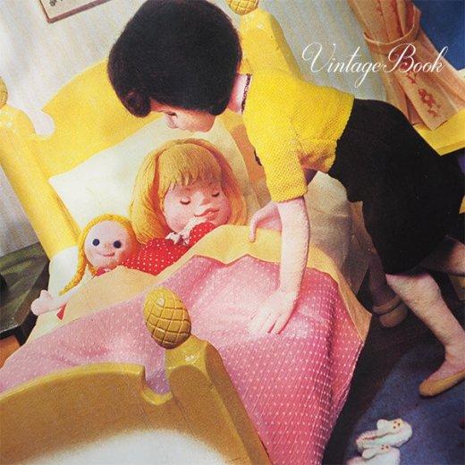【単品販売】アメリカ ブラジル 1971-82年 ヴィンテージ本【人形作家Tadasu Izawa and Shigemi Hijikata 】【画像3】
