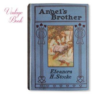 イギリス 雑貨  イギリス 1919年 ヴィンテージ本【ANGEL'S BROTHER】