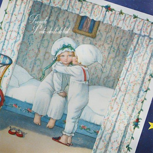 フランス 乳歯入れ封筒つき ポストカード(乳歯入れ リボン 女の子 男の子 プレゼント 欧米 乳歯とねずみの風習 出産祝い )【画像3】