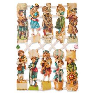 クロモス/ドイツ イギリス ドイツ クロモス【M】<チャイルドドリーム トランペット奏者、芸術家、考古学者ほか>