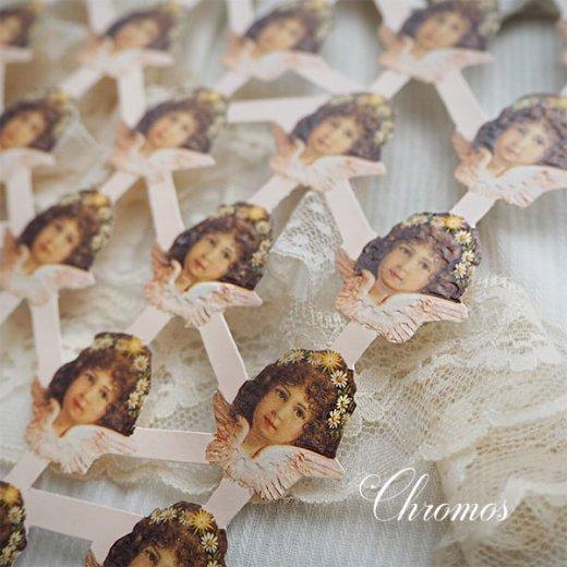 ドイツ クロモス【M】天使 デイジー・ピンク (B-type) 【画像4】