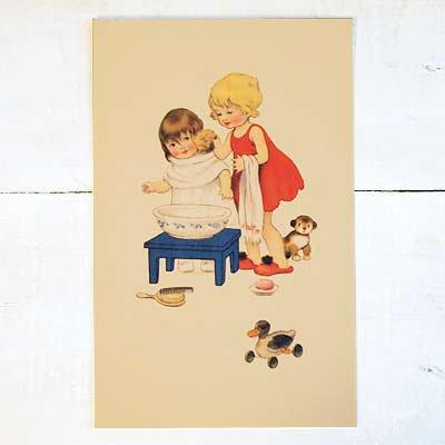 フランスポストカード (Lavant visage)【画像2】