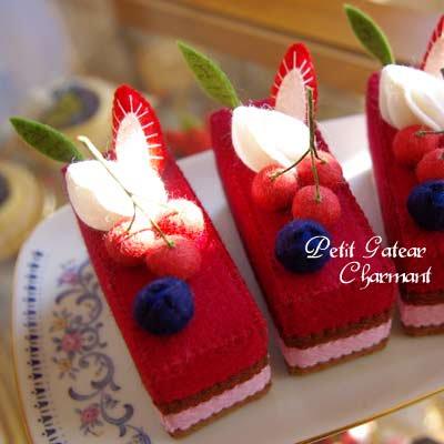 Petit Gateau - Charmant(シャルマン)〜Sango-Papa【画像2】