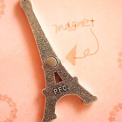 フランス マグネット(La tour Eiffel)【画像2】