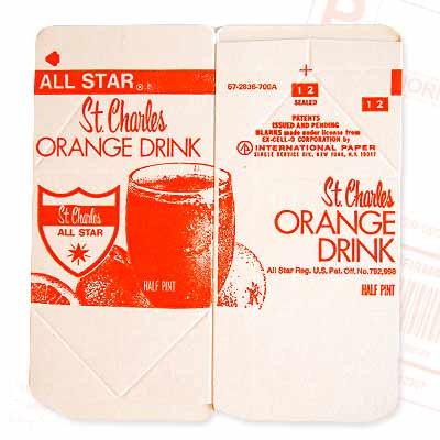 1960年代 デッドストック パッケージ (オレンジ)【画像2】