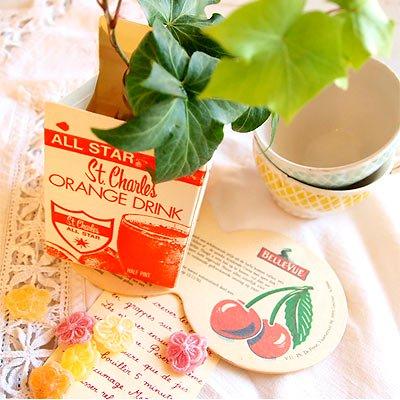 1960年代 デッドストック パッケージ (オレンジ)【画像3】