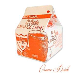 コレクタブル 1960年代 デッドストック パッケージ (オレンジ)