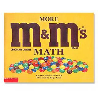 ビンテージ/アンティーク本 MORE M&M's MATH(ビンテージ本)