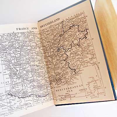 FRENCH Phrase Book(ビンテージ本)【画像4】