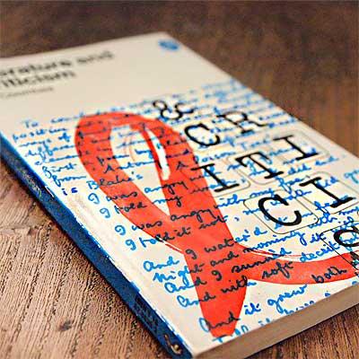 Literature and Criticsm(ビンテージ本)【画像2】