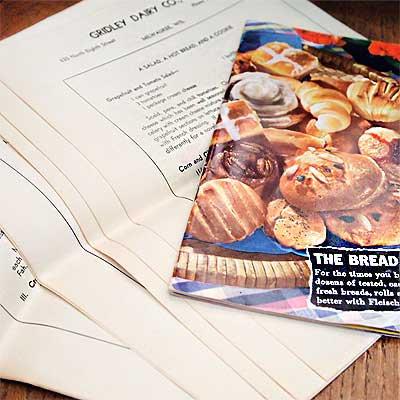 THE BREAD BASKET(ビンテージ本)【画像2】
