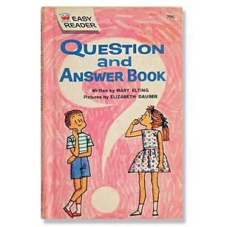 SOLDOUT Question and Answer Book(ビンテージ本)