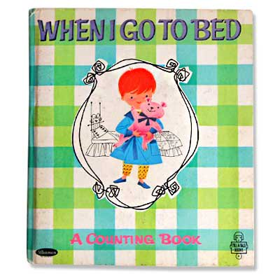 WHEN GO TO BED(ビンテージ本)
