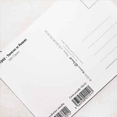 フランスポストカード (LANVIN)【画像4】