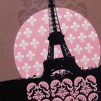 フランス エッフェル塔 ポストカード(PARIS)【画像3】
