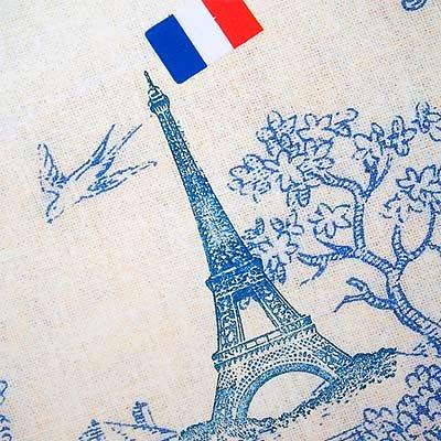 フランス エッフェル塔 ポストカード(Les oiseaux et la Tour Eiffel)【画像3】