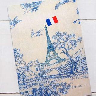 フランス エッフェル塔 ポストカード(Les oiseaux et la Tour Eiffel)