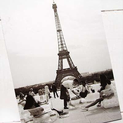 フランス エッフェル塔 ポストカード (Tour Eiffel)