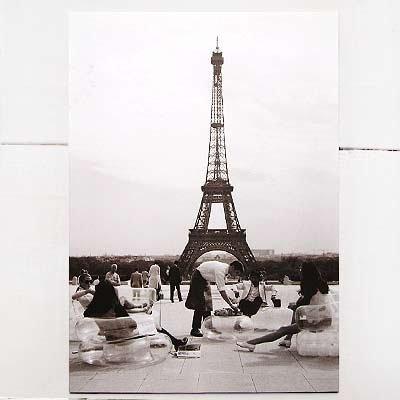 フランス エッフェル塔 ポストカード (Tour Eiffel)【画像2】