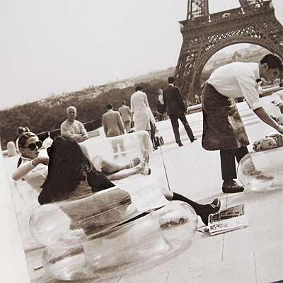 フランス エッフェル塔 ポストカード (Tour Eiffel)【画像3】