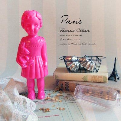 フランス Facteur Celeste クロネットドール【Pink】
