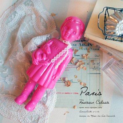 フランス Facteur Celeste クロネットドール【Pink】【画像2】