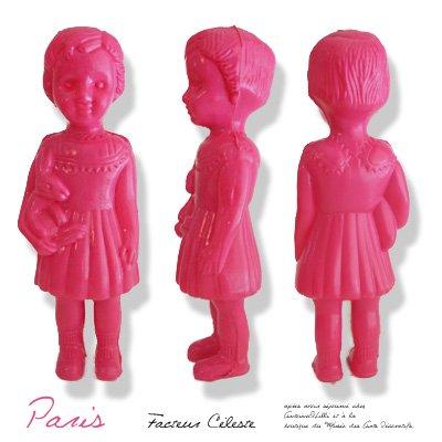 フランス Facteur Celeste クロネットドール【Pink】【画像3】