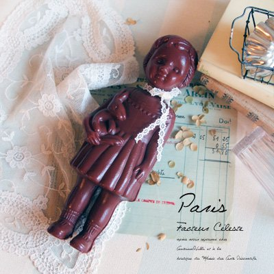 フランス Facteur Celeste クロネットドール【chocolate】【画像2】
