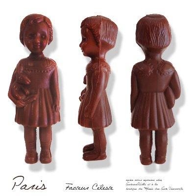 フランス Facteur Celeste クロネットドール【chocolate】【画像3】