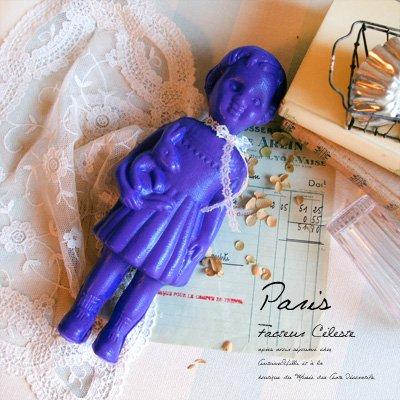 フランスFacteur Celeste クロネットドール【Purple】【画像2】