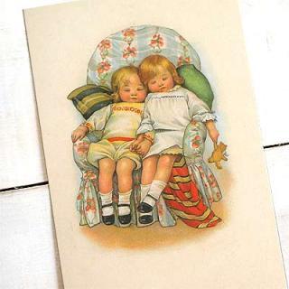 フレンチ雑貨 フランスポストカード (Bon ami)