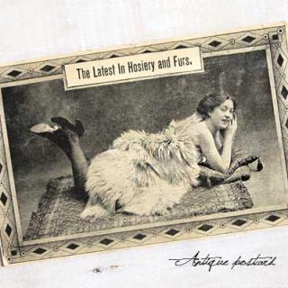 SOLDOUT アメリカ 1911年 アンティークポストカード