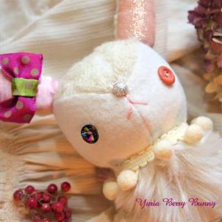Creators/ハンドメイド ベリーバニー 【Berry bunny】〜yuria手芸店